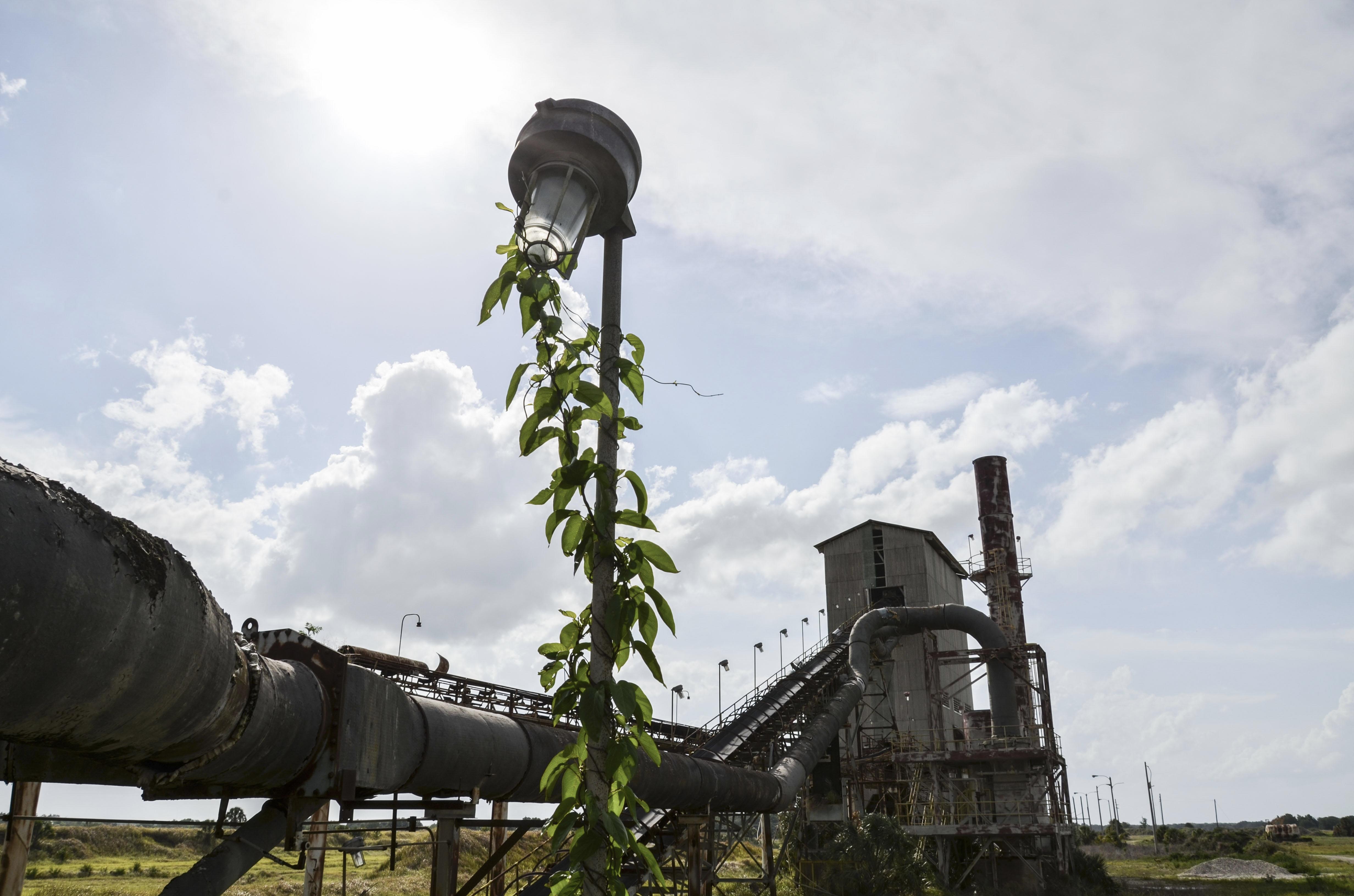 abandoned florida