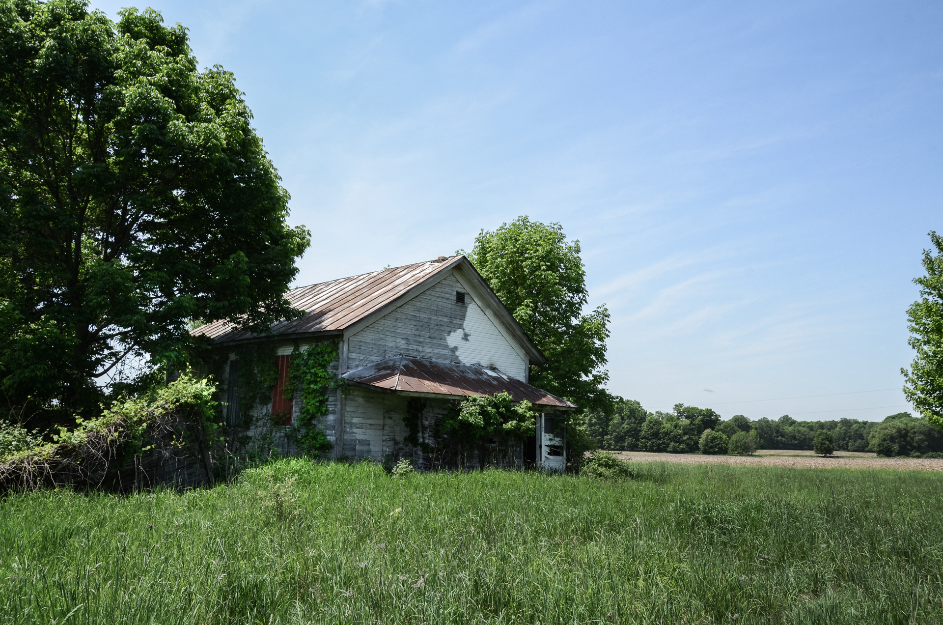 Michigan Abandoned