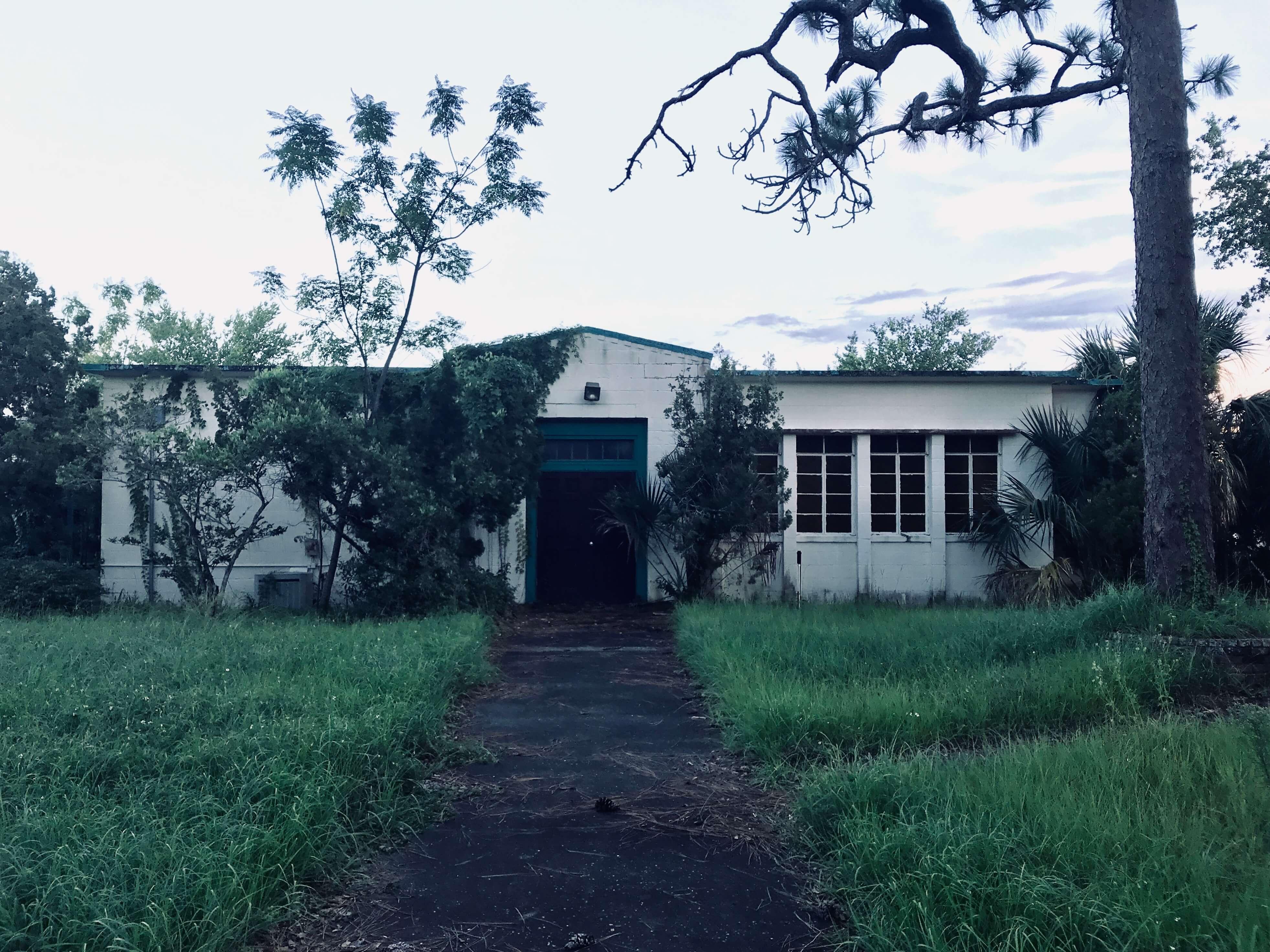 Abandoned High School Orlando