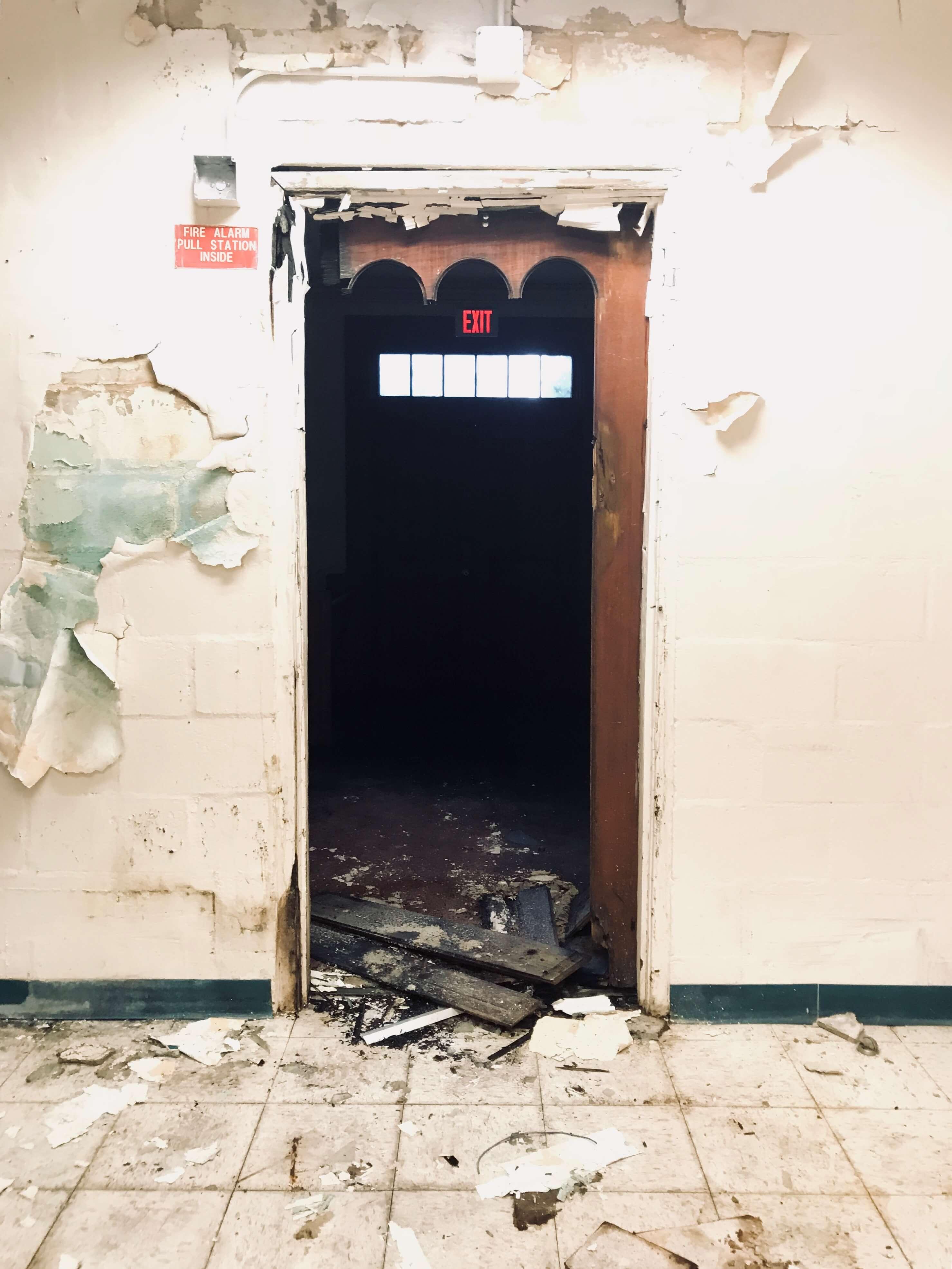 Orlando Abandoned School