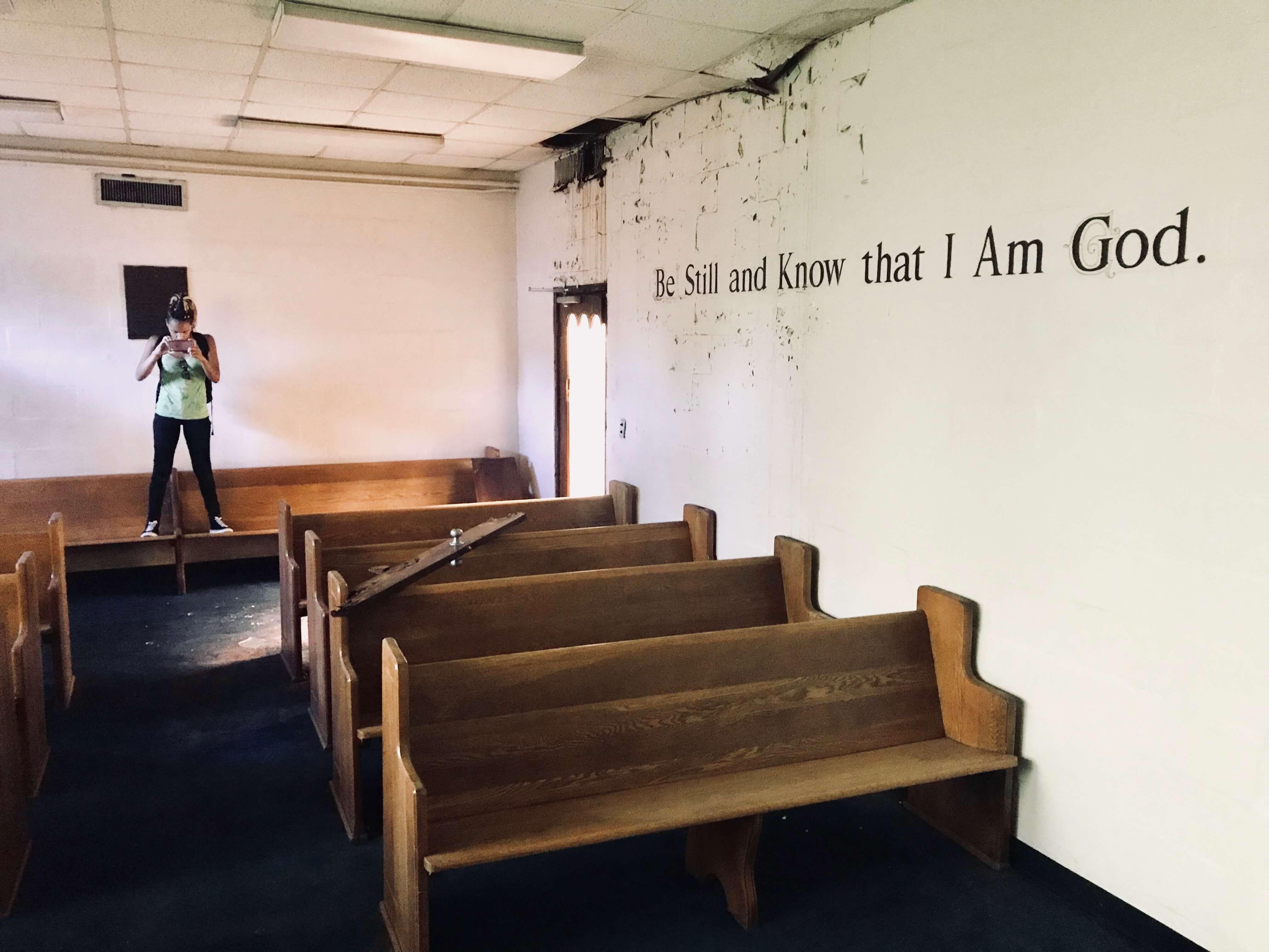 Orlando Prep School Abandoned