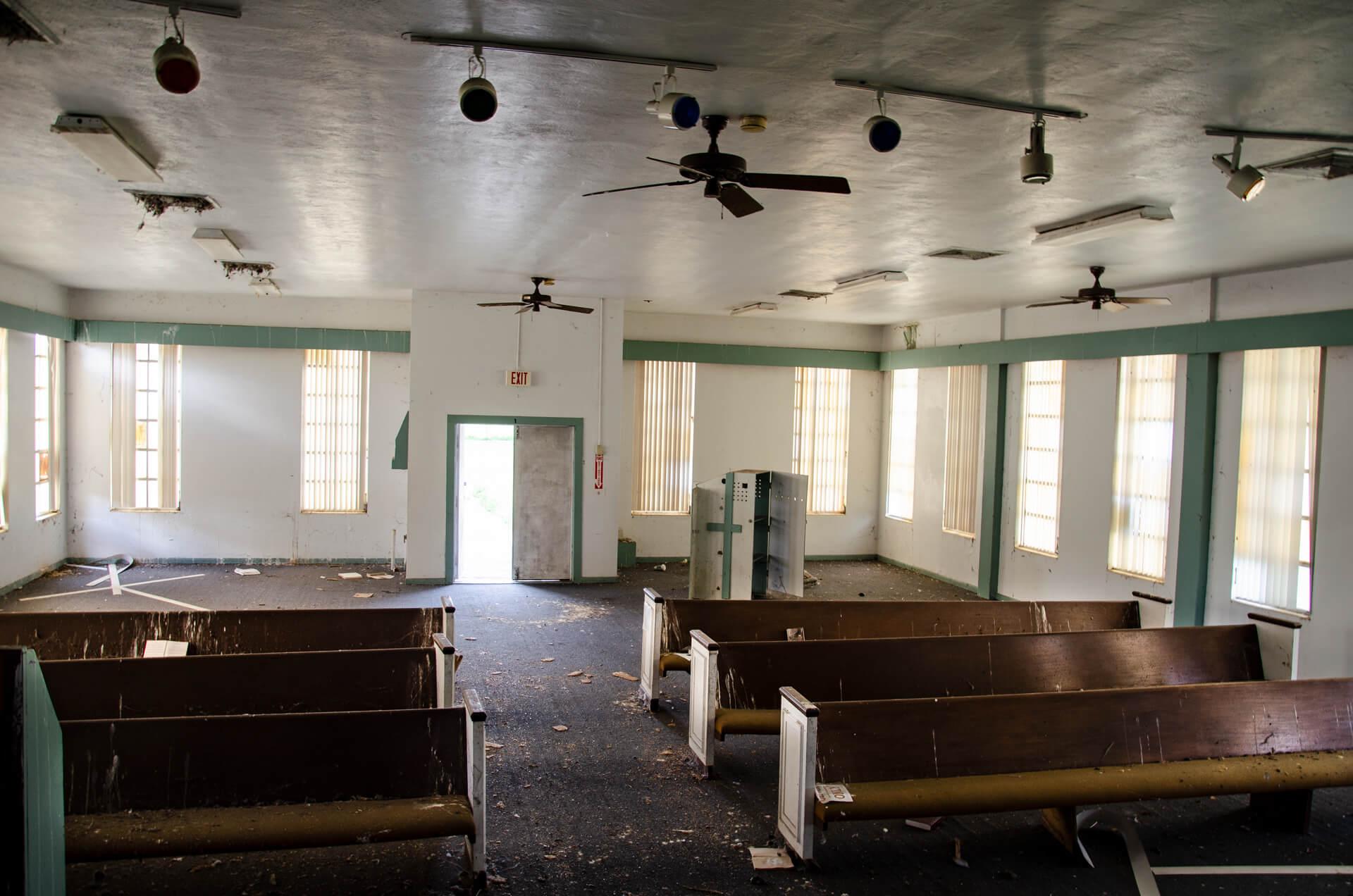 Prison Florida Abandoned