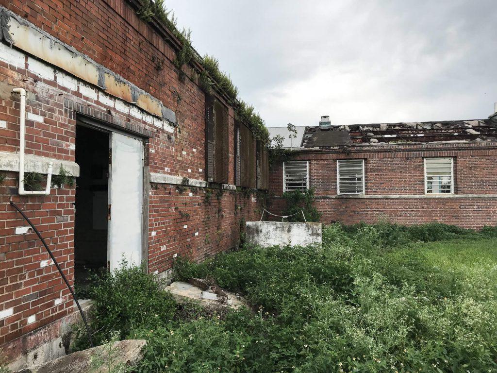 Glades Correctional Abandoned