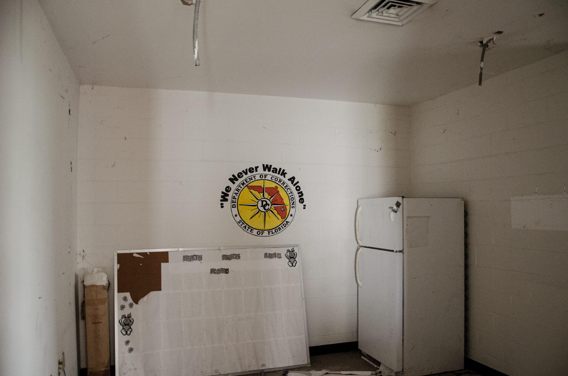 Prison Correctional Abandoned