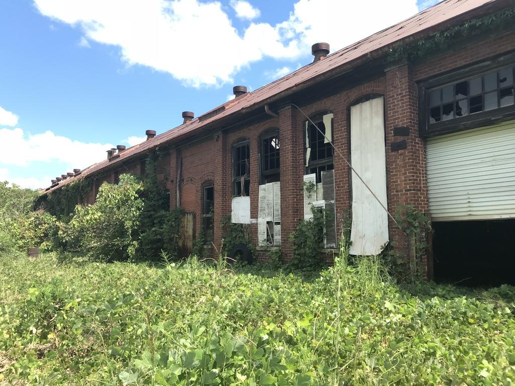 Abandoned Alabama