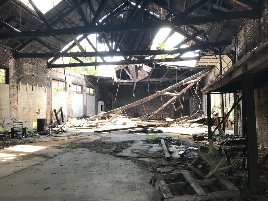 Bham Abandoned